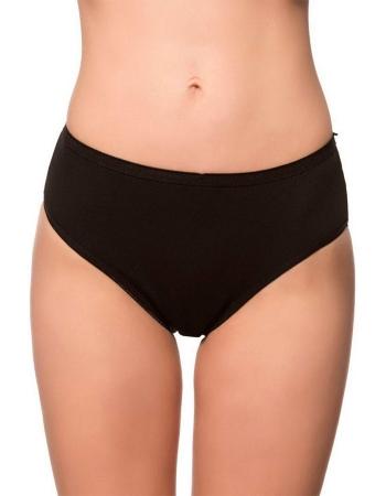 Kompedan Daphne 40/1 Bato Bikini Altı Siyah | Özk K6121